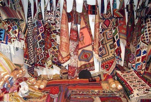 5 میلیون دلار صنایع دستی از استان کرمانشاه صادر شد